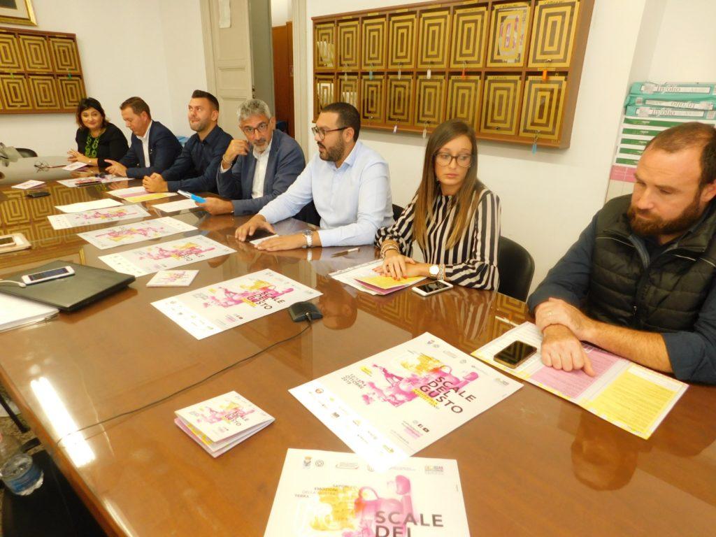 Conferenza stampa della IV° edizione di Scale del Gusto